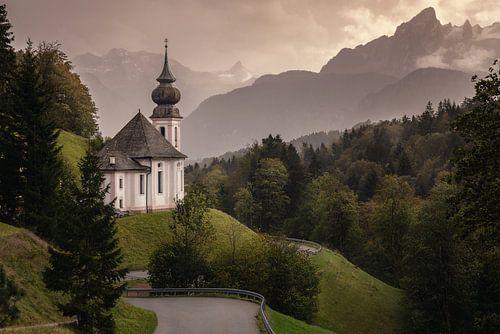 Maria Gern Kirche in Duitsland