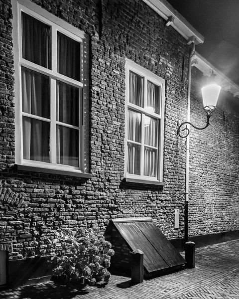 Hometown Nocturnal # 13 van Frank Hoogeboom