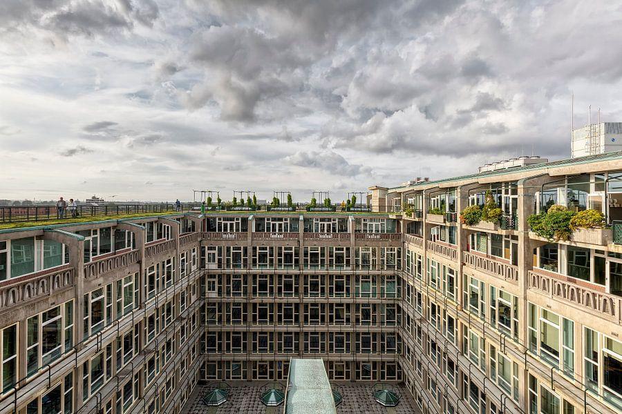 Groot Handelsgebouw Rotterdam van Rob van der Teen