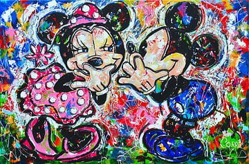 Disney sur Corrie Leushuis