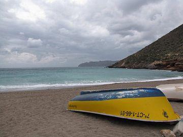Spaanse kust van Erna Fotografie