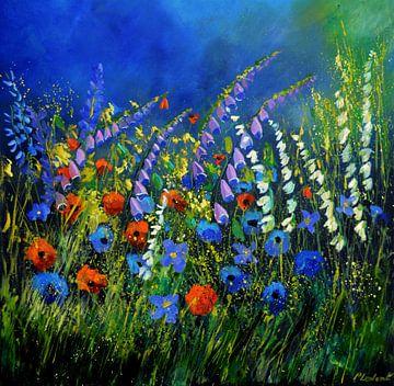 Wilde Sommerblumen von pol ledent