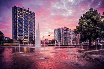Berlin – Ernst-Reuter-Platz von Alexander Voss