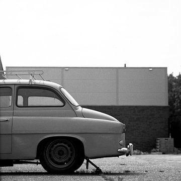 Altes Auto auf Film von Maikel Brands