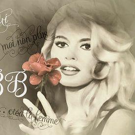 Brigitte Bardot - l'amour van Christine Nöhmeier