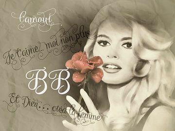 Brigitte Bardot - l'amour