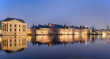 Hofvijver Den Haag von Mark Scheffers
