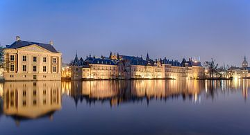 Governments Fishing Pond van Mark Scheffers