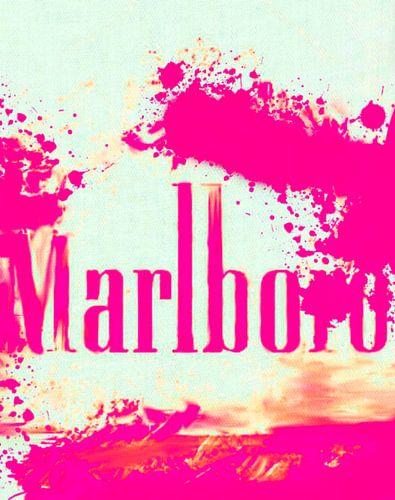 Marlboro Splash Pop Art PUR