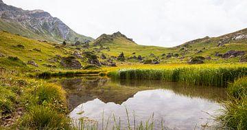 Franse Alpen van Sander Monster