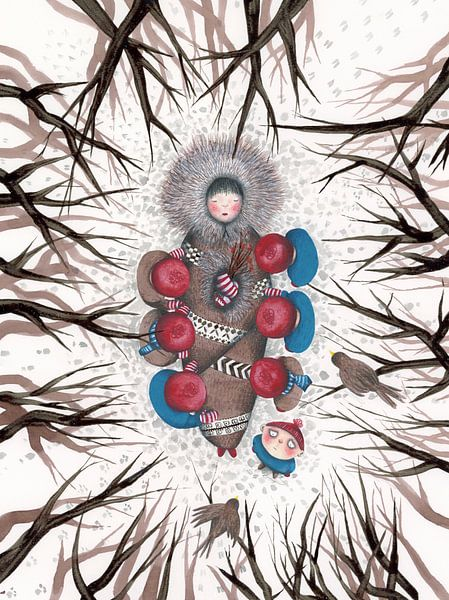Snow White von Marieke Nelissen