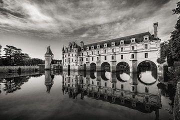 Schloss von Chenonceau, Frankreich. von Patrick Löbler