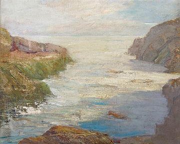 Susan Merrill Ketcham (Amerikanerin, 1841-1930)-Bei Ebbe