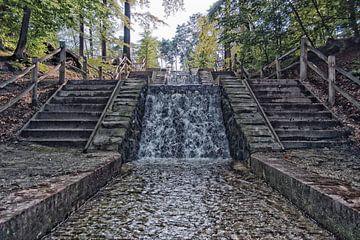 Watervallen van de Vrijenberger Spreng von Kevin Nugter