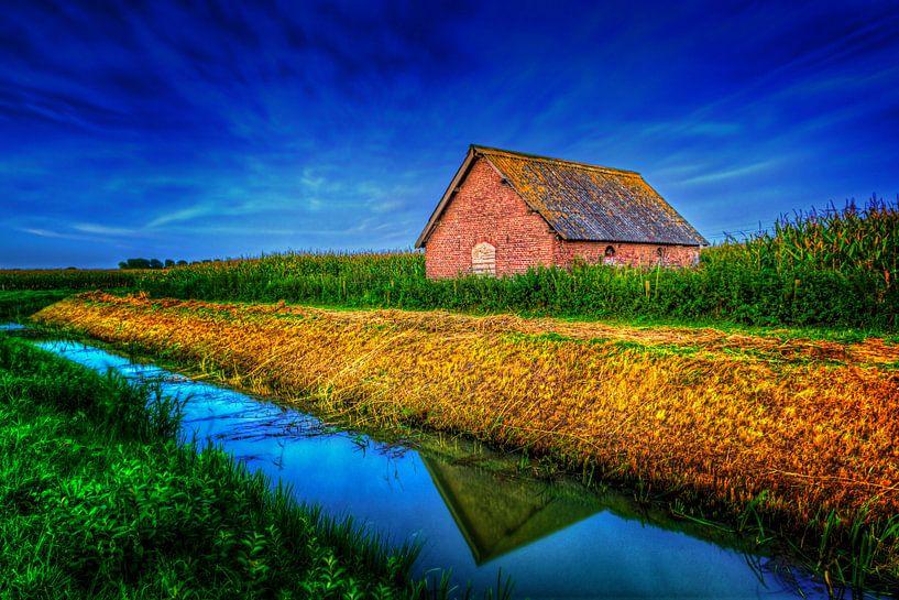 Grange  sur Fotografie Arthur van Leeuwen