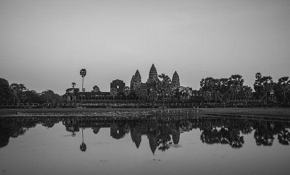 Angkor Wat van eric piel