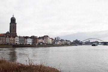 Landschaftsaufnahme von Deventer von North Scape