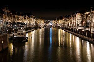 avondfoto haven Breda van