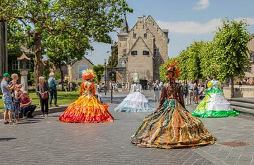 Vestingfeest Valkenburg 2015 van John Kreukniet