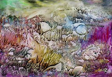 andere Art - unter Wasser von Claudia Gründler