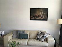 Kundenfoto: Stilleven 32 von Ron jejaka art, auf leinwand