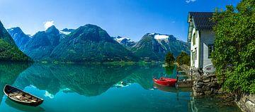Der Glacier Lake, Christer Olsen von 1x