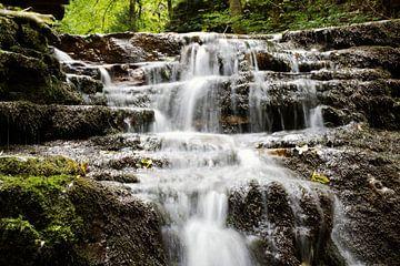 Terrassen Wasserfall von Jürgen Wiesler