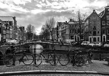 Amsterdamse grachten, Reguliersgracht! van Malou van Gorp