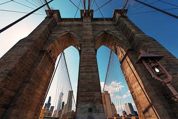 New York      Brooklyn Bridge sur Kurt Krause