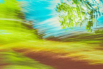 frische Luft schnappen von Jan Peter Jansen