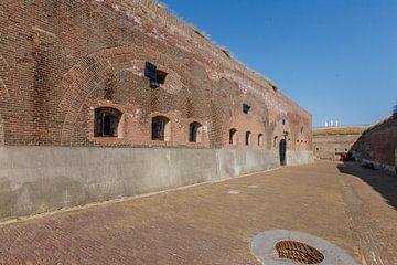 Fort Kijkduin bij Huisduinen, Den Helder, Noord Holland, Nederland sur Martin Stevens