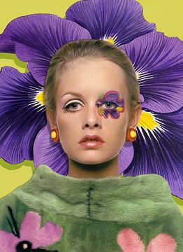 Twiggy - Flowerpower von Rudy en Gisela Schlechter