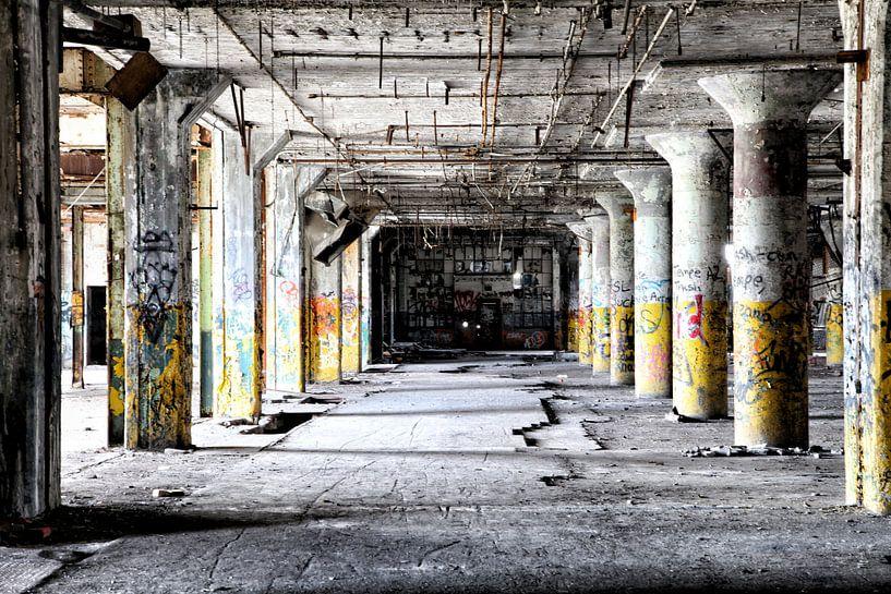 Fisher Bodyplant Detroit von Nart Wielaard