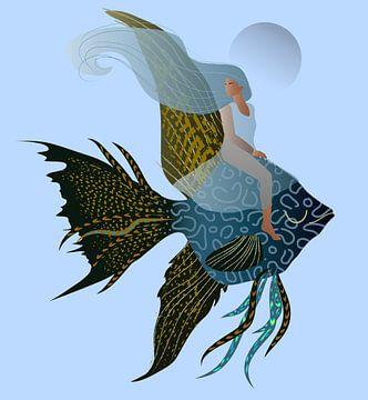 Fischfreund von Charlie Moon