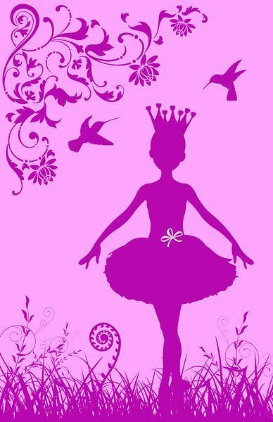 Dream dancer van Marion Tenbergen