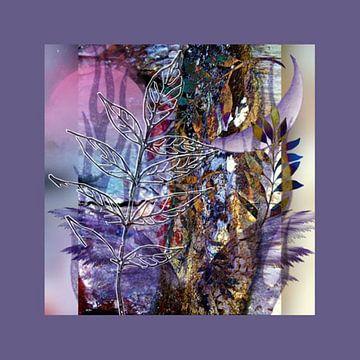 Droom in het paars van Annabella Rharbaoui