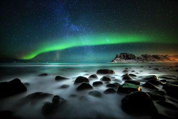 Aurora sur wim denijs