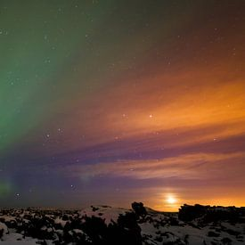 Aurora Borealis van Arnold van Wijk