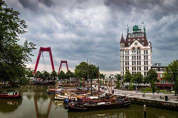 Oude Haven Rotterdam von Kim Claessen