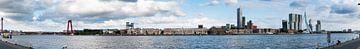 """Skyline de """"Kop van Zuid in Rotterdam"""" sur"""