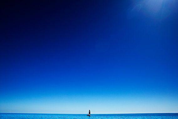 Sailing  van Paul Teixeira