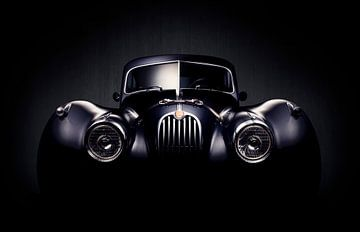 Jaguar XK 140 1955 van Thomas Boudewijn