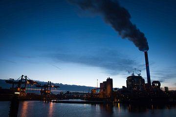 Energiecentrale Nijmegen von Wouter Cornelissen