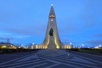 Hallgrímskirkja  Reykjavík sur Patrick Lohmüller