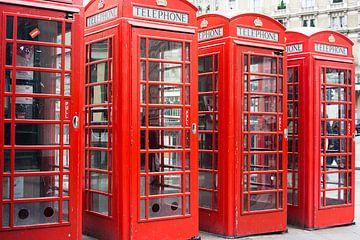 Typisch Londen van Marije van den Wijngaard