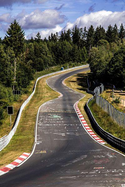 Nürburgring Nordschleife Pflanzgarten von Neil Kampherbeek