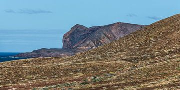 Montana Clara- de op een na meest noordelijke punt van de Canarische Eilanden sur Harrie Muis