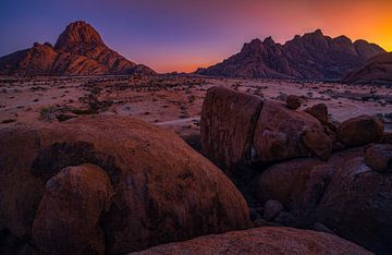 Het hart van Namibië van Joris Pannemans - Loris Photography