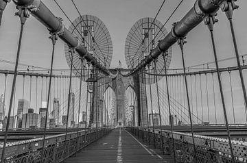 Brooklyn Bridge New York  von Rene Ladenius