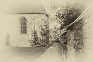Hof te Zandekerk von Fotografie Gina Heynze